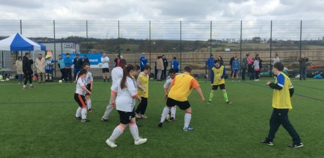 World Down Syndrome Day Football Festival 1 April 2015 2a