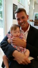 Baby Eva raises money for the DSA Eva & cast 4