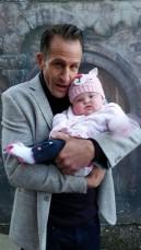 Baby Eva raises money for the DSA Eva & Cast2